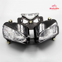 Headlight Assembly Headlamp Motorcycle Light For Honda CBR1000RR 2004 2007 05 06