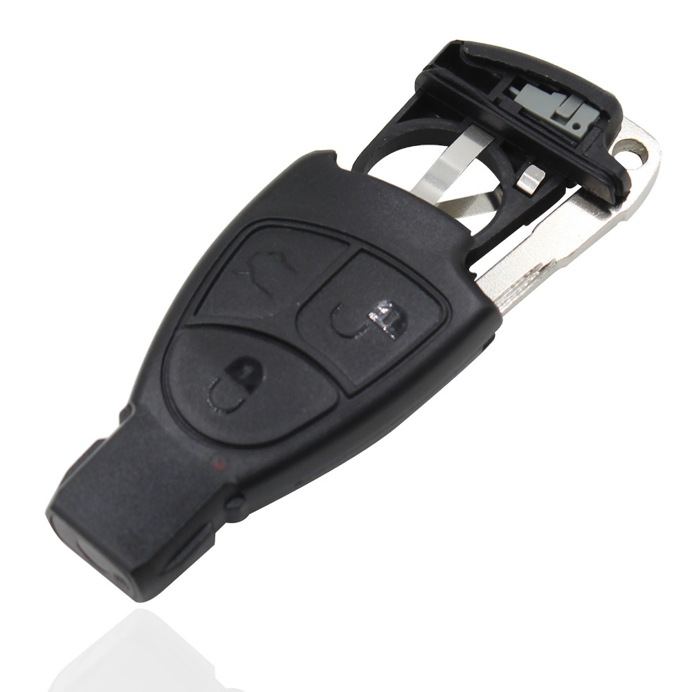 Rreplacements 3 Buttons Smart Remote Key Fob Case Cover