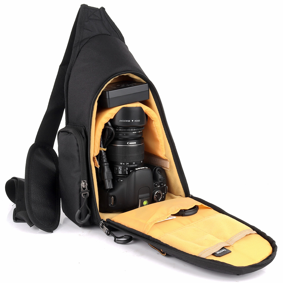 Waterproof Photo Backpack Camera Bag For Sony Canon EOS Nikon Panasonic Olympus Fujifilm Outdoor Travel Camera Backpack Lens Bag