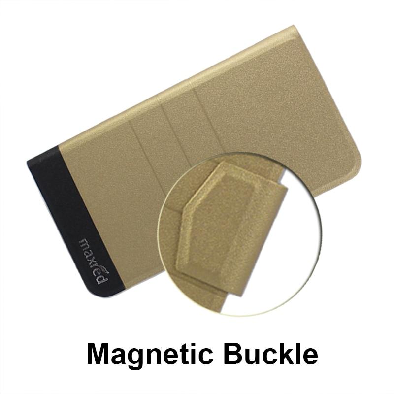 Σούπερ! Oukitel U15S Case 5 Colors Fashion Business Magnetic - Ανταλλακτικά και αξεσουάρ κινητών τηλεφώνων - Φωτογραφία 4