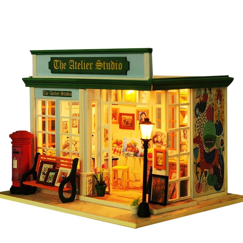 Dollhouse MINIATURE  Size Toy Phone box