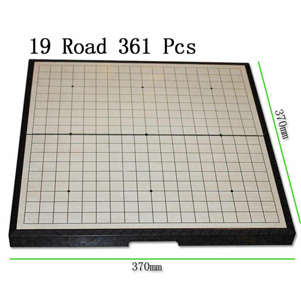 Bstfamly Magnetik Pergi Catur 19 Peta 361 Pcs Set Tua Cina Permainan Go Weiqi Catur Internasional Meja Lipat Mainan Hadiah G02 Aliexpress
