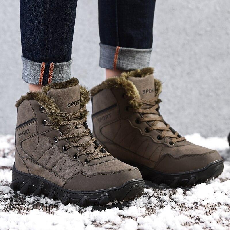 Men Winter Casual Shoes Men