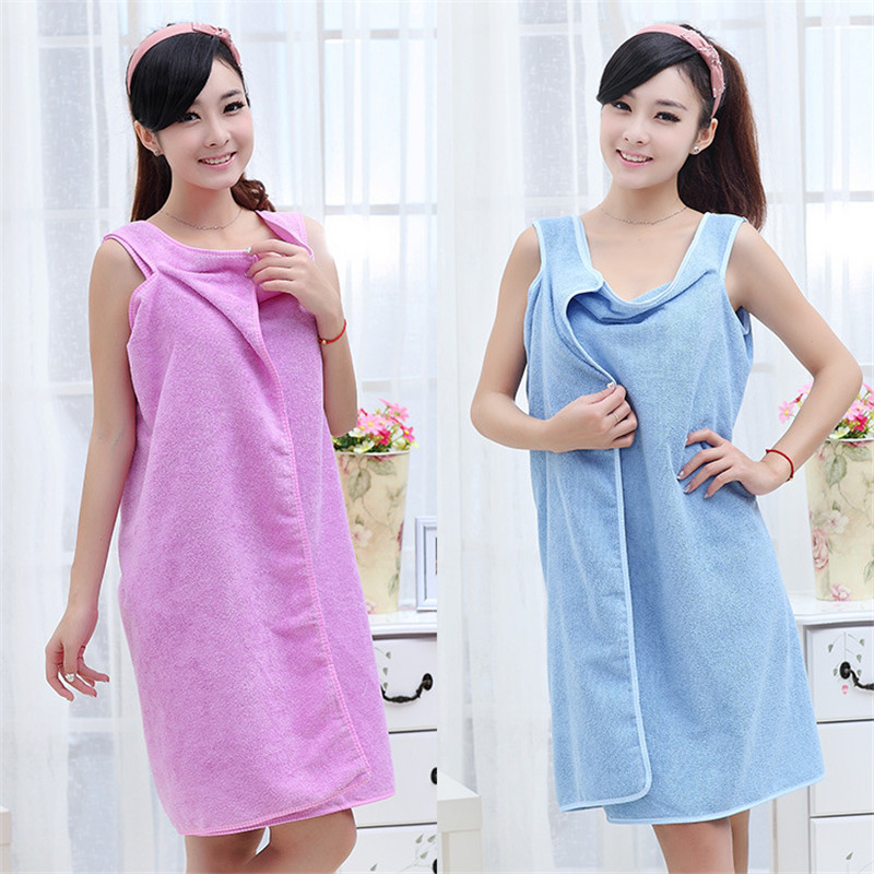Microfiber Women Sexy Bath Towel 1
