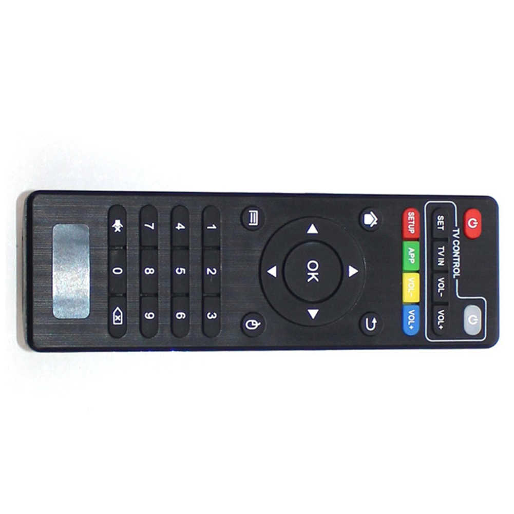 Controle remoto nieuwe collectie vervanging afstandsbediening para android smart tv box pro 4 k x96 t95m t95n m8s #05