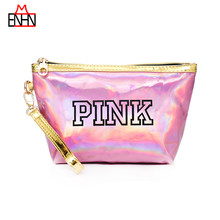 d02820738c2 ENHNM Fashion Women Handbags Hobos Pink Letter PVC Jelly Small Bags Female  Ladies Bags Sac Femme