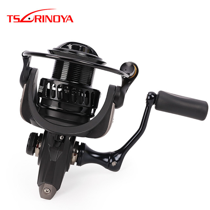 TSURINOYA FALCON2000 3000 8+1BB 5.2:1 Fishing Reel Deep Spool Spinning Reel Saltwater Long Casting Lure Reel 7kg Drag PowerTSURINOYA FALCON2000 3000 8+1BB 5.2:1 Fishing Reel Deep Spool Spinning Reel Saltwater Long Casting Lure Reel 7kg Drag Power