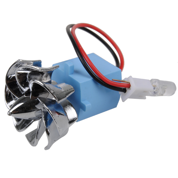 1v 9v Mini Hydroelectric Generator Wind Power Hydraulic Generator In