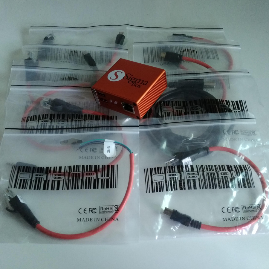 China/Cable Flash Box Original