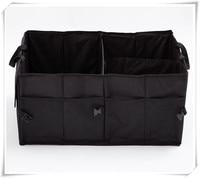 Car Back Folding Storage Box Car Portable Storage for lada vesta toyota corolla opel skoda rapid ford renault logan Accessories