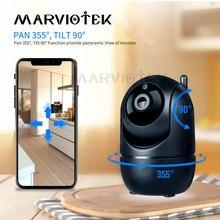 Baby Monitor WiFi IP Camera wifi Video Nanny Camera Baby Camera with monitor Night Vision Wireless Baby phone 1080P Cry Alarm IR