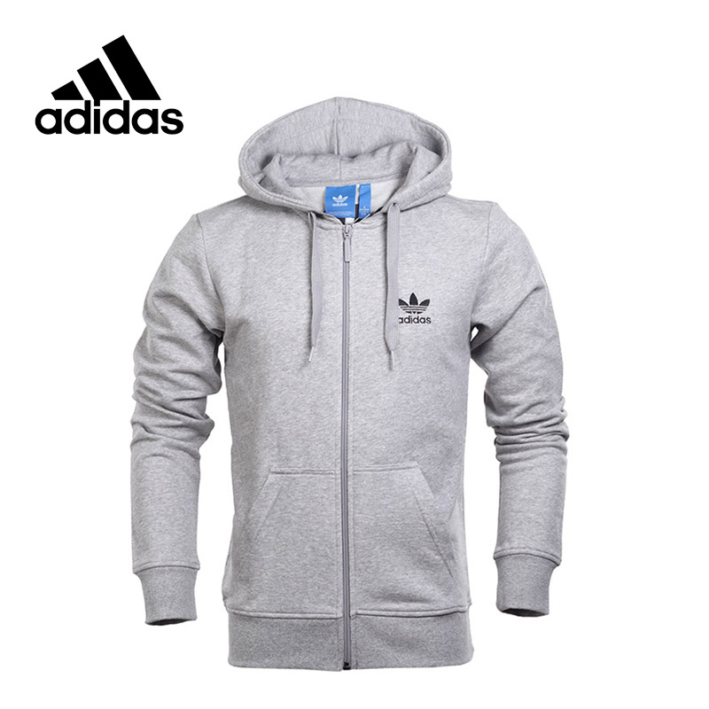 New Arrival 2017 Original Adidas Originals TORSION FZ Men's jacket Hooded Sportswear original adidas originals women s jacket ab2096 sportswear free shipping