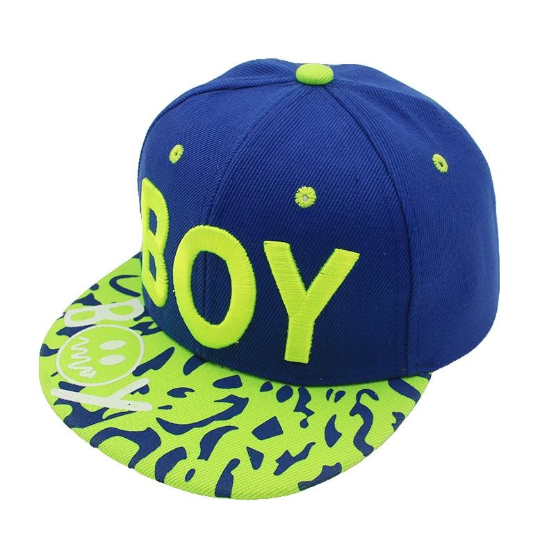 LOVINGSHA Nueva Primavera Verano Bebé Carta 3D BOY cap boy Gorra de - Accesorios para la ropa - foto 2
