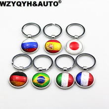 WZYQYH&AUTO 3D Fashion Metal Car Logo Chaveiro Llavero key ring keyring keychain key chain for bmw  X1 X3 X5 X6 z4 3 5 7 Series
