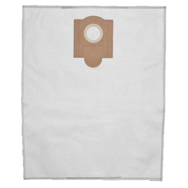 Комплект мешков пылесборных для пылесоса Filtero HIT 20 Pro (5 штук, объем 25л, 3-х слойные, синтетическое микроволокно)