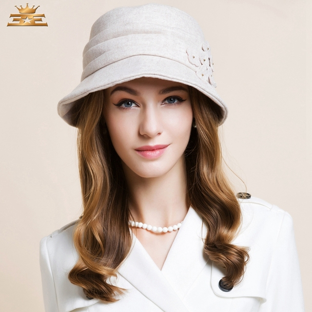 1e9db9a9e6714 Lady new arrival spring autumn and winter fashion sweet leisure cap female  casual warm hat women