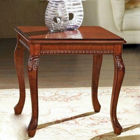 Кофе стол, Классическая мода, европейский стиль, твердая древесина Кофе Таблица