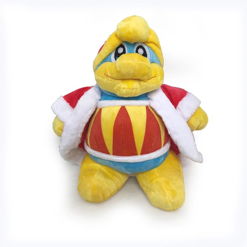 Kirby King DeDeDe Plush Doll Figure Stuffed Soft Toy 10 inch Xmas Gift