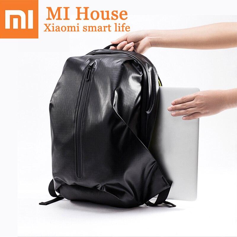 Xiaomi 90 Fun fonction tous temps sac à dos de ville femmes Mochila imperméable 14 pouces ordinateur sac à dos pour adolescents cartable