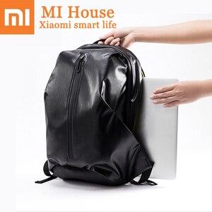 Image 1 - 샤오미 90 재미 전천후 기능 도시 배낭 여성 Mochila 방수 14 인치 컴퓨터 배낭 청소년 Schoolbag 가방