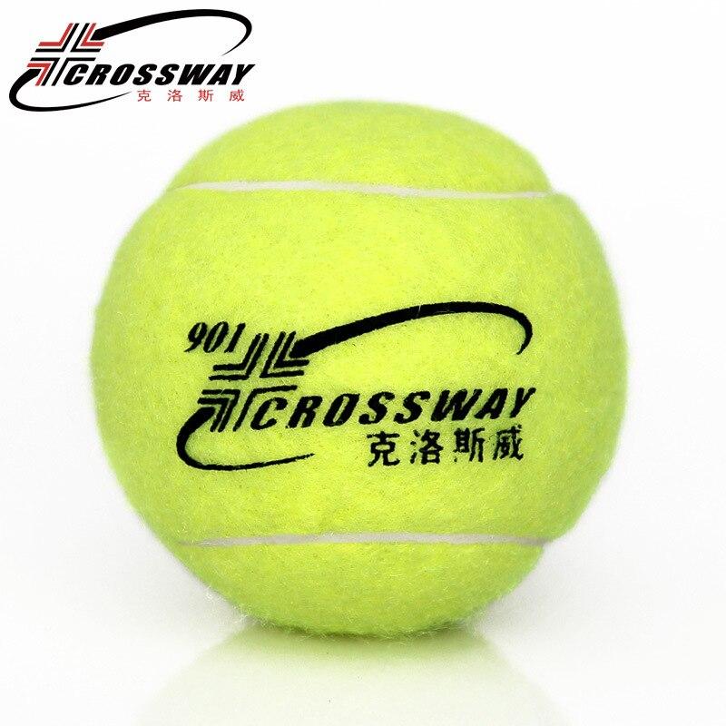 1 Piece Professional Tennis Training Partner Practice Ball Rubber Ball For Beginner