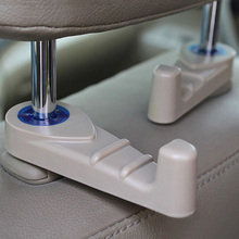 Car Seat Portable Hook Hanger Interior Styling for Hanging Stuff