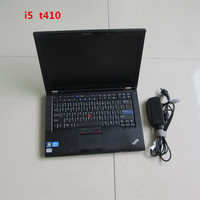 Second Hand Laptop T410 I5 4g Computer For Audo Diagnostic Super Quality Works On Mb Star