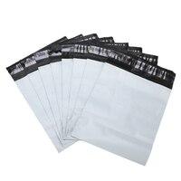 100 шт. Пластиковый Конверт самоклеющиеся курьерские Сумки для хранения пластик поли конверт для отправки почтовый полиэтиленовые пакеты