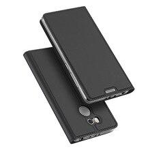 Dux DUCIS для Xiaomi Redmi 4 Pro случае Магнитный искусственная кожа флип Стенд кошелек чехол для Xiaomi Redmi 4 Pro Слот для карты Телефонные чехлы