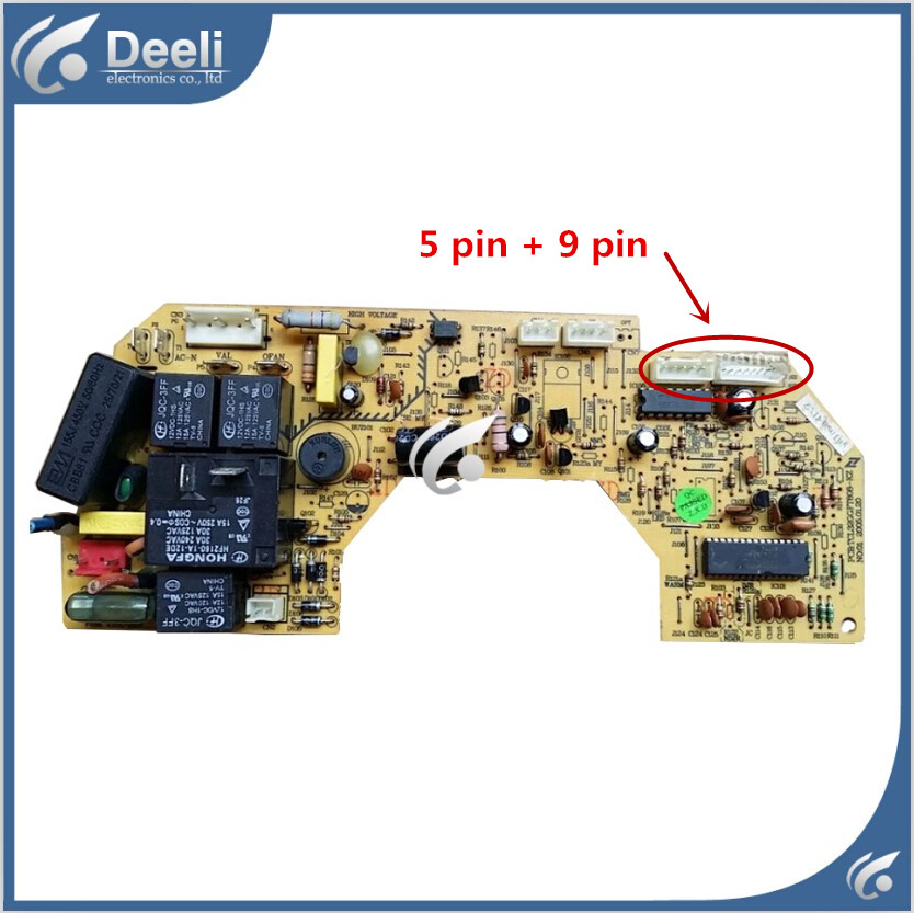 95% new good working for air conditioning Computer board KFRD-35GW/N3 PCB TCL32GGFT808-KZ 95% new good working for air conditioning computer board kfrd 50lw f kfrd 50lw f 0600240 control board