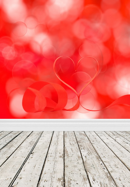 8 ft x 10 ft  Vinyl bokeh photography backdrops fabric printing for wedding photo studio wood floor background F-432 10ft 20ft romantic wedding backdrop f 894 fabric background idea wood floor digital photography backdrop for picture taking