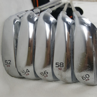 Touredge Golf Wedges Golf Clubs Vokey Silver SM6 Series Wedges Degree 50 52 54 56 58