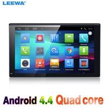 7 pouces Ultra Mince Android 4.4.2 Quad Core Lecteur Multimédia De Voiture Avec GPS Navi Radio Pour Nissan/Hyundai 2DIN ISO #3887
