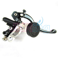Right High quality Brand new modified refit brake pump master cylinder 19mm piston pin pressure Free shipping