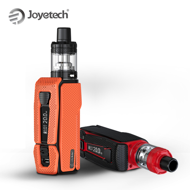 Original Joyetech ESPION Silk With NotchCore Atomizer 2.5ml Capacity 2800mAh Built-in Battery 80W Output Wattage E Cigarette