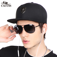 CACUSS Hot Sale Baseball Cap Men Women Hip Hop Cap Casual Sports Flat Visor Sun Hats
