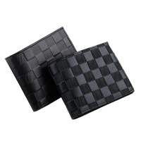 Miulee Men Wallets Short Quality Pu Leather Vintage Design Purse Men Brand Card Holder Mens Wallet