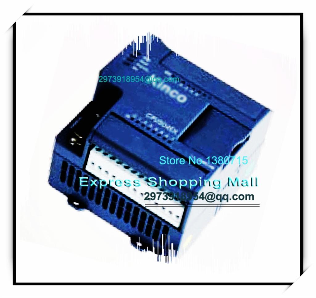 NEW K504-14AR PLC CPU AC85-265V power supply 8DI 6DO relay
