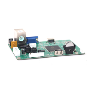Image 4 - Mini NVR Board 1080P 4CH Security Network Recorder Board 4CH 1080P / 8CH 960P ONVIF Email Alert Motion Detection With HDD Cable