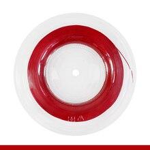 200メートル/リールfangcan TM202 18ゲージモノフィラメントceterコア赤スカッシュストリング経験豊かなプレーヤー