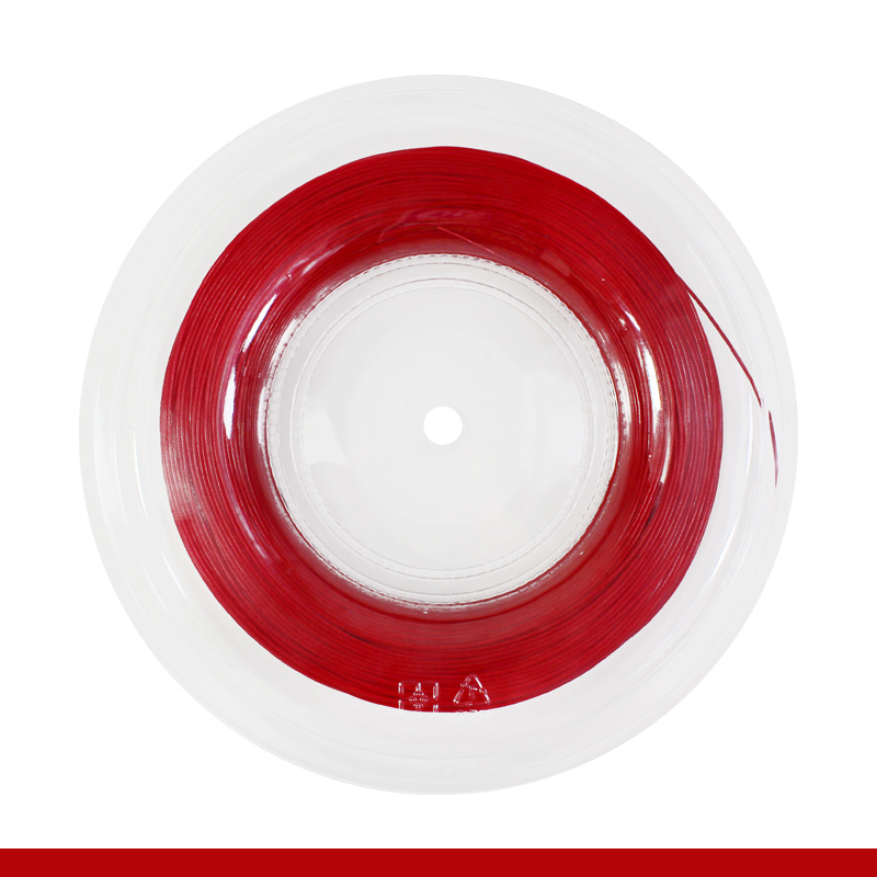 200m/reel FANGCAN TM202 18 Gauge Monofilament Ceter Core Red  Squash String for Experienced playersquash stringstring redstring g  string
