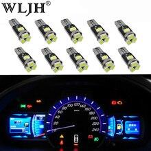 WLJH T5 светодиодный для Mazda 3 5 6 Air 2 CX-5 CX-7 CX-9 MX-3 MX-5 MX-6 RX-7 RX-8 Tribute MPV Субару Outback Miata приборной панели лампа приборной панели лампы