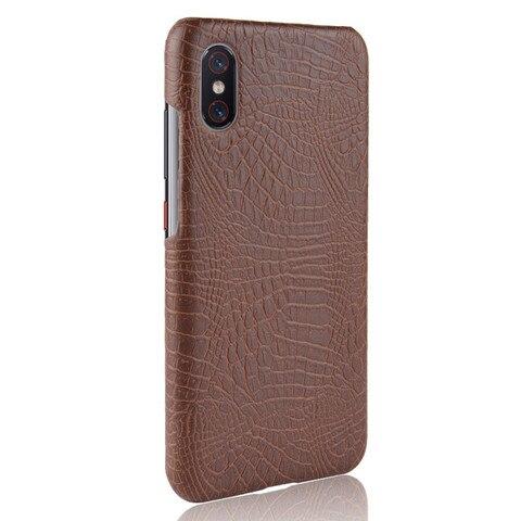 Xiaomi Mi 8 Pro Case Xiaomi 8Pro Luxury Crocodile pattern PU leather Back Cover Phone Cases For Xiaomi Mi 8 Pro Global version Islamabad