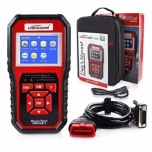 2018Auto Scanner KONNWEI KW850 Full ODB OBD2 Auto Car Diagnostic Tool scanner KW 850 Automotive Code Reader Multilanguage все цены