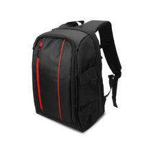 Camera Backpack Multi-Functional Waterproof Travel Shoulder Dslr Bag With Rain Cover For Canon Outdoor Camera Photo Bag Case