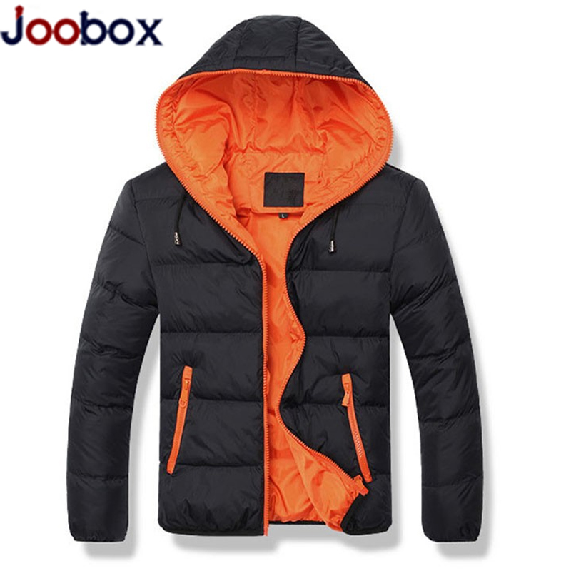 JOOBOX Winter Jacket Men's Warm Coat Jacket Casual 2017 Mens Parkas Hombre Invierno Jackets Coats Thick Outwear Plus Size M-4XL free shipping winter parkas men jacket new 2017 thick warm loose brand original male plus size m 5xl coats 80hfx