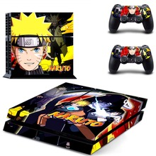Anime Naruto to Boruto PS4 Skin Sticker Decal Vinyl for Sony Playstation 4 Console and 2 Controllers PS4 Skin Sticker