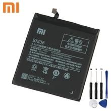 Xiao Mi Xiaomi BM38 Phone Battery For Xiao mi 4S M4s 3260mAh BM38 Original Replacement Battery + Tool xiao mi xiaomi mi bm22 phone battery for xiao mi 5 mi5 m5 prime bm22 2910mah original replacement battery tool