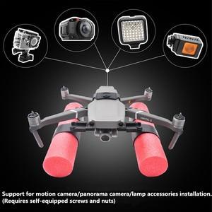 Image 5 - Mavic 랜딩 기어 폼 다리 물에 떠 다니는 부력 착륙 이륙 dji mavic 2 pro & zoom drone 액세서리