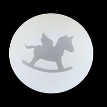 1 pc DIY Handmade Sailor Moon Pegasus Mold Epoxy Silicone Mould Epoxy Resin Jewelry Making Craft Tools E365